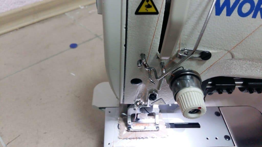 Петельная промышленная машина Shunfa Sf-781D