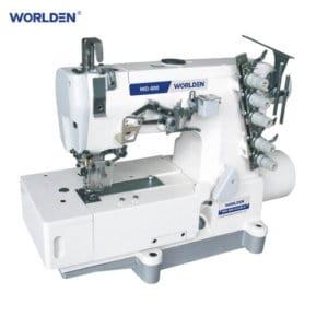 Распошивальная промышленная швейная машина с прямым сервоприводом Worlden WD-500-01CB-D