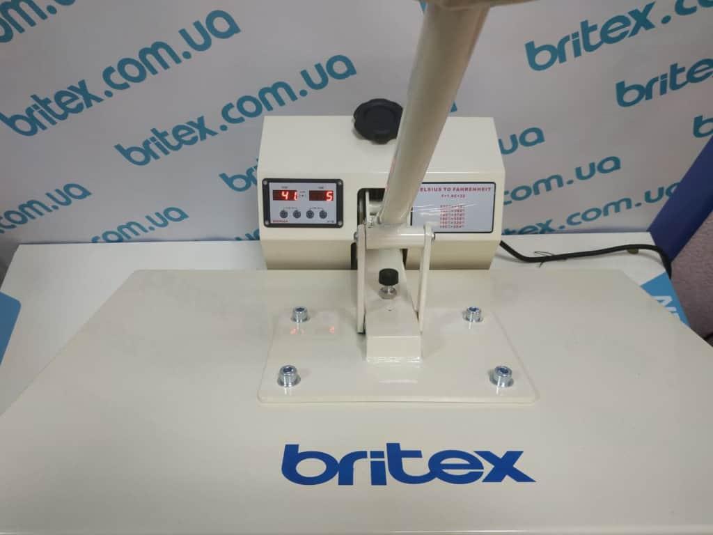 Термопресс промышленный Britex BR-62