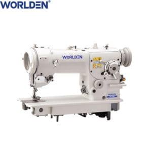 Зиг-заг промышленная швейная машина Worlden WD-2284