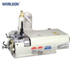 Брусовочная промышленная машина для спуска края кожи Worlden WD-801(комплект)