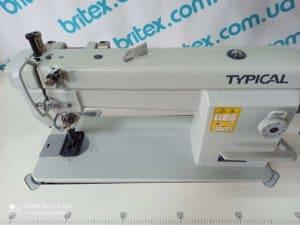 Прямострочная промышленная машина Typical GC-6-7D