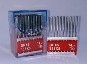 Иглы DPx5 №90/14 CM (с керамическим покрытием)
