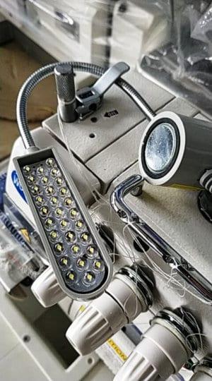 Светильник на магните для швейной машины 30диодов