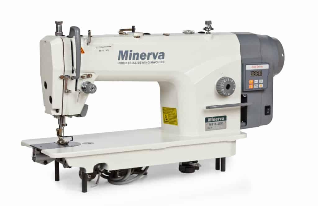 Прямострочная машина Minerva M-5550-1JDE