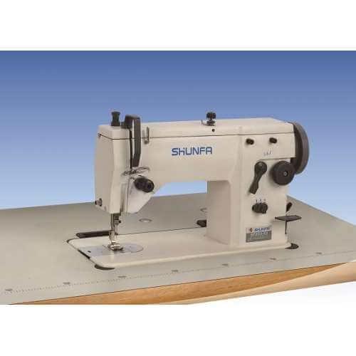 Зиг-заг промышленная швейная машина Shunfa Sf-20U63