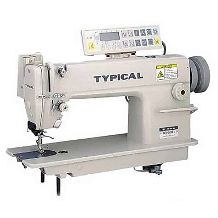 Прямострочная промышленная машина Typical GC-6180ME2