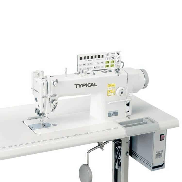 Прямострочная промышленная машина Typical GC-6170HD3