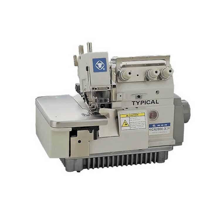 Оверлок промышленный микро-оверлок (рулик) Typical GN 2000-3C/GN 3000-3C