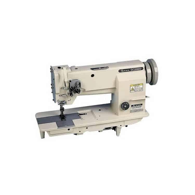 Прямострочная двухигольная промышленная машина Typical GC-20606