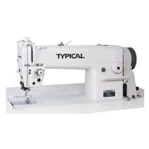Прямострочная промышленная машина Typical GC 6160H