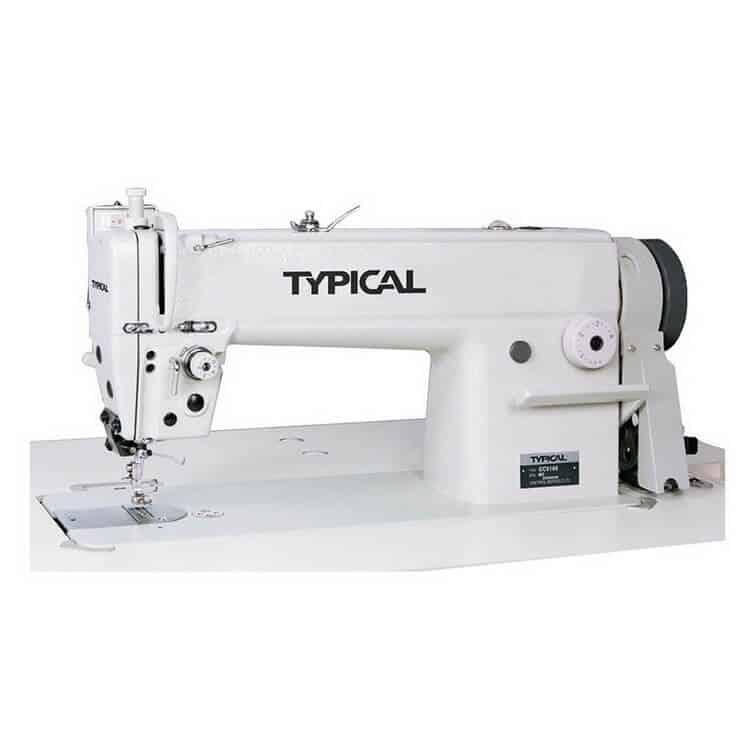 Прямострочная промышленная машина Typical GC 6160B