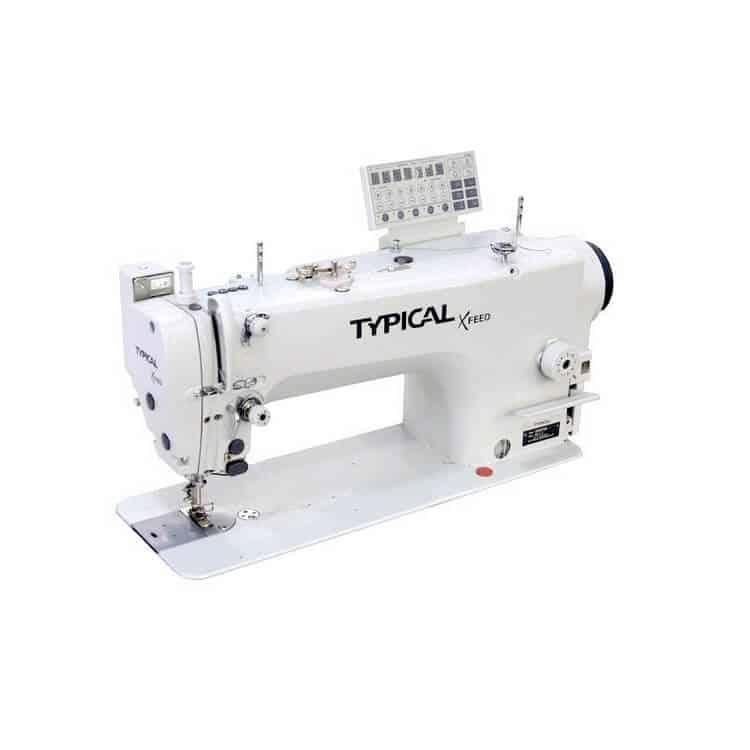 Прямострочная промышленная машина Typical GC-6760HD3