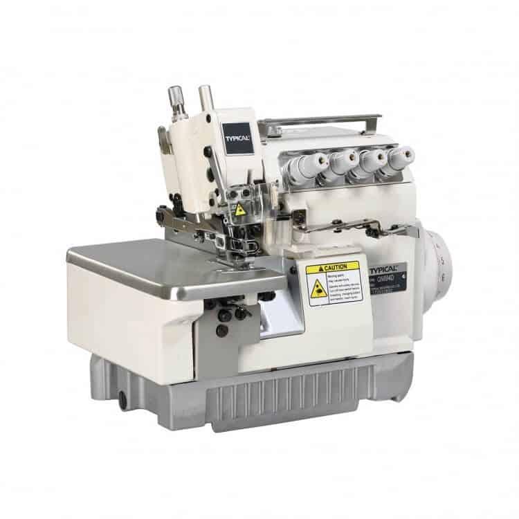 Оверлок промышленный пятиниточный Typical GN 895D