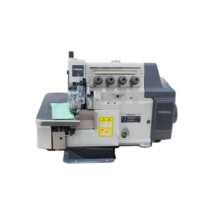 Оверлок промышленный четырехниточный Typical GN 9000D-4H