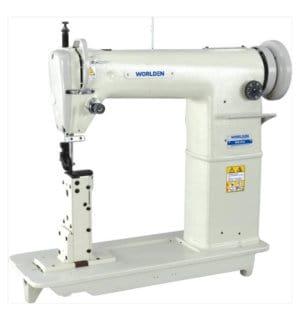 Колонковая промышленная швейная машина Worlden WD-810
