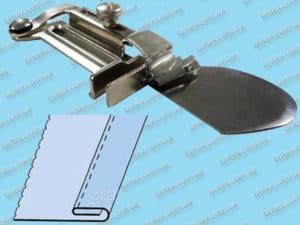 Приспособление А-11 (50 мм) двойная подгибка  вверх