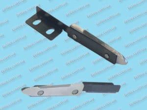 Нож нижний для отрезной линейки
