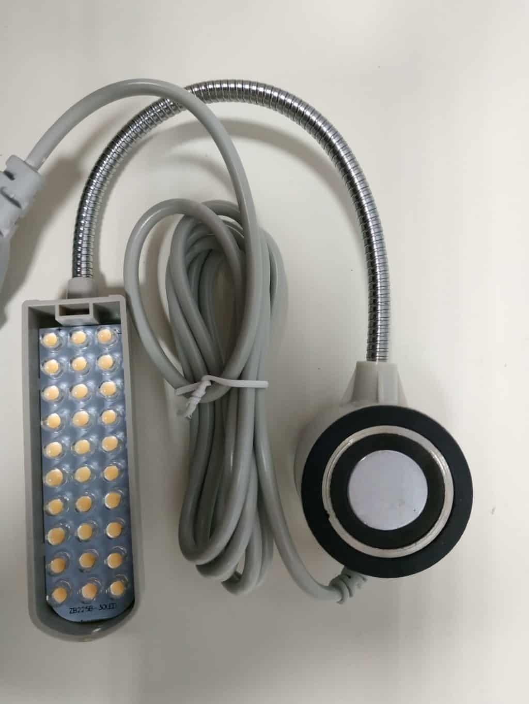 FSM-830 (30LED) Светильник на магните для швейной машины