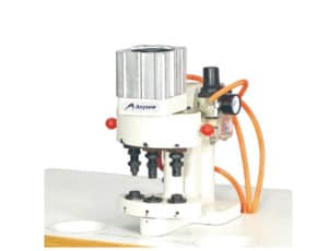 Пресс для установки фурнитуры пневматический Anysew  AS-Q3