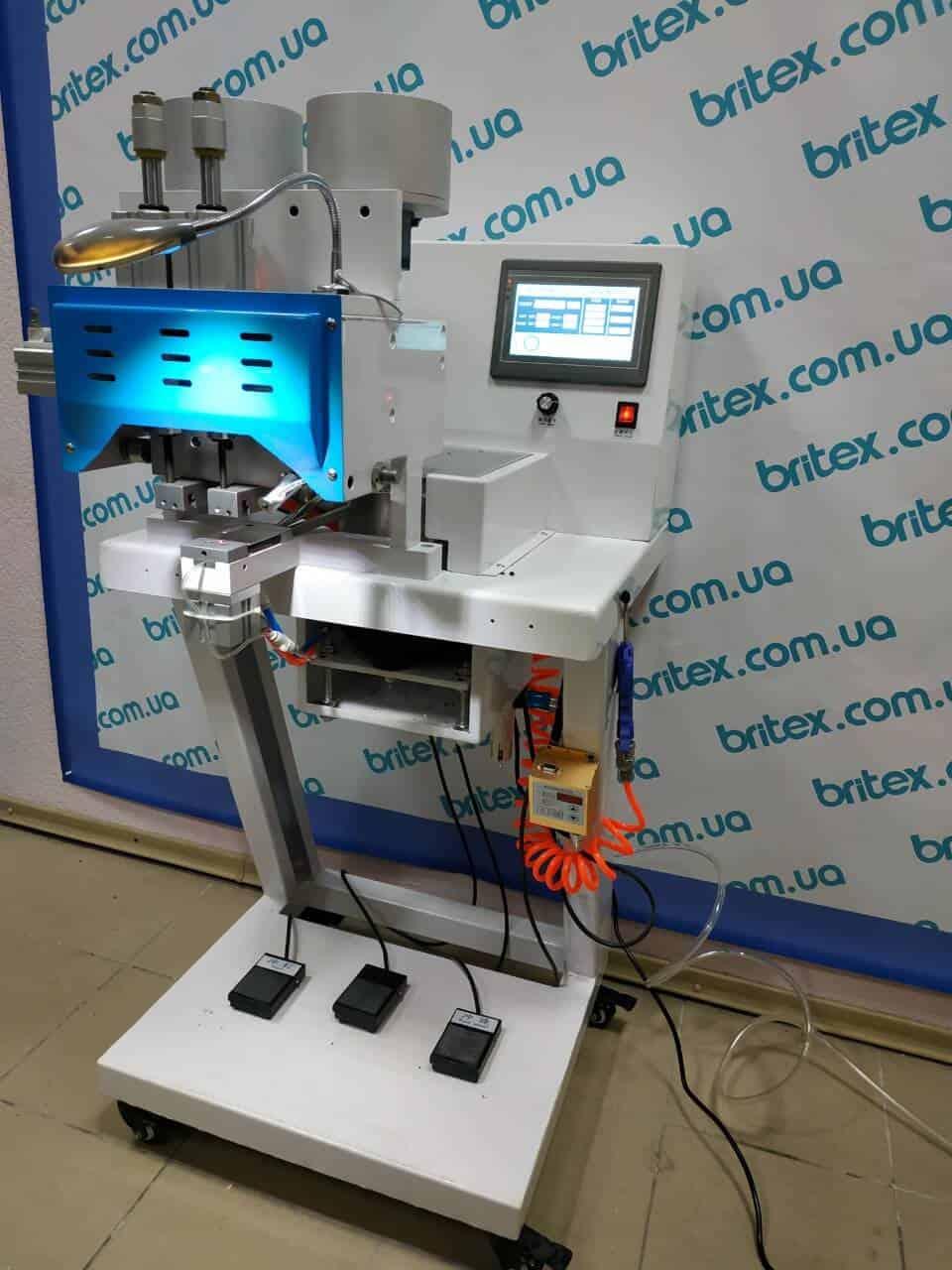 Машина для установки жемчуга Britex BR-Q2 head