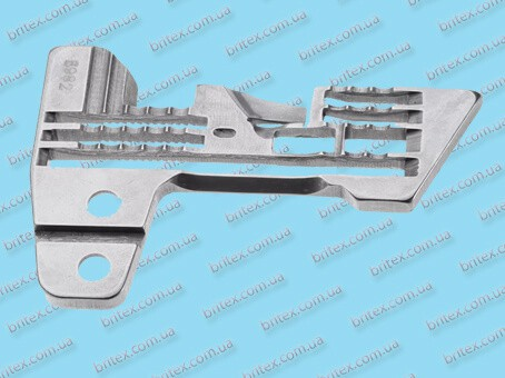 Игольная пластина E982 (5-ти нитка) 3х5 мм