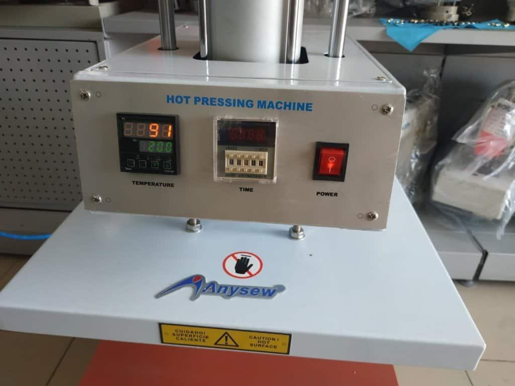 Термопресс промышленный пневматический Anysew AS-3645