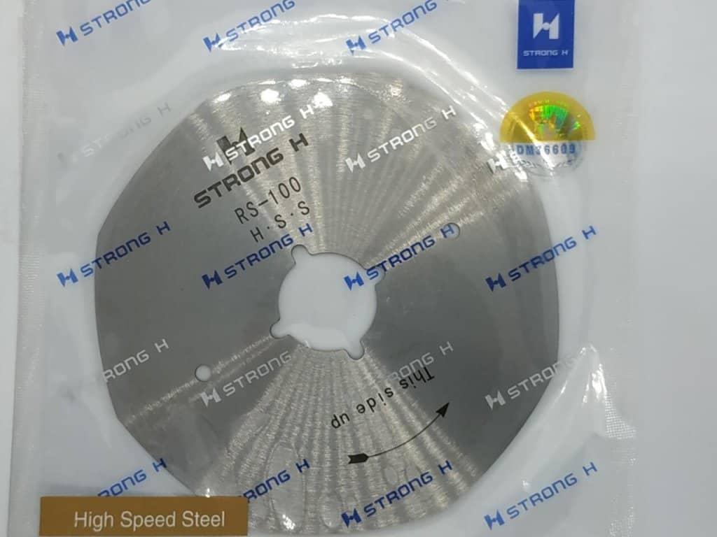 Диск отрезной для дискового ножа RSD-100 HSS