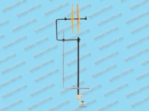 Размотчик бейки вертикальный AP-6
