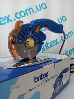 Дисковый раскройный сервонож Britex BR-100D