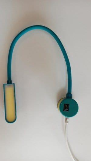 Светильник с гибкой шеей на магните для швейных машин(6W)