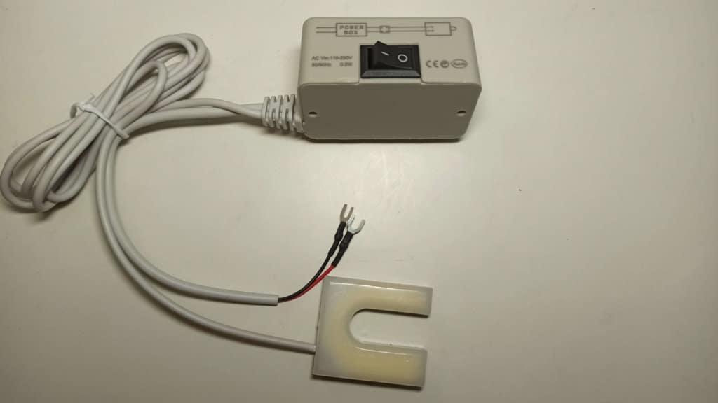 Светильник LED на магните подковой(TD-6)