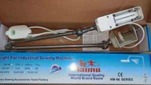 Haimu HM-98T(7W)  Профессиональный  светильник для промышленной швейной машины