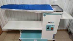 Гладильный стол консольного типа WERMAC C200 Professional
