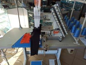 Поясная швейная машина Siruba VC008-12064P/VSC