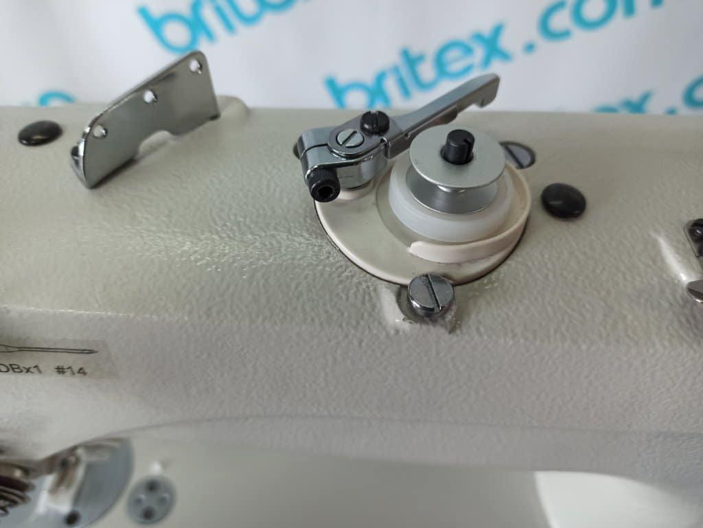Britex BR-8900D Прямострочная промышленная швейная машина
