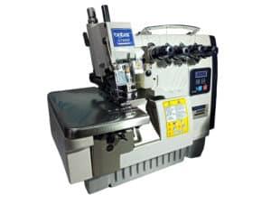 Оверлок промышленный четырехниточный с прямым сервоприводом BRITEX BR-6800D