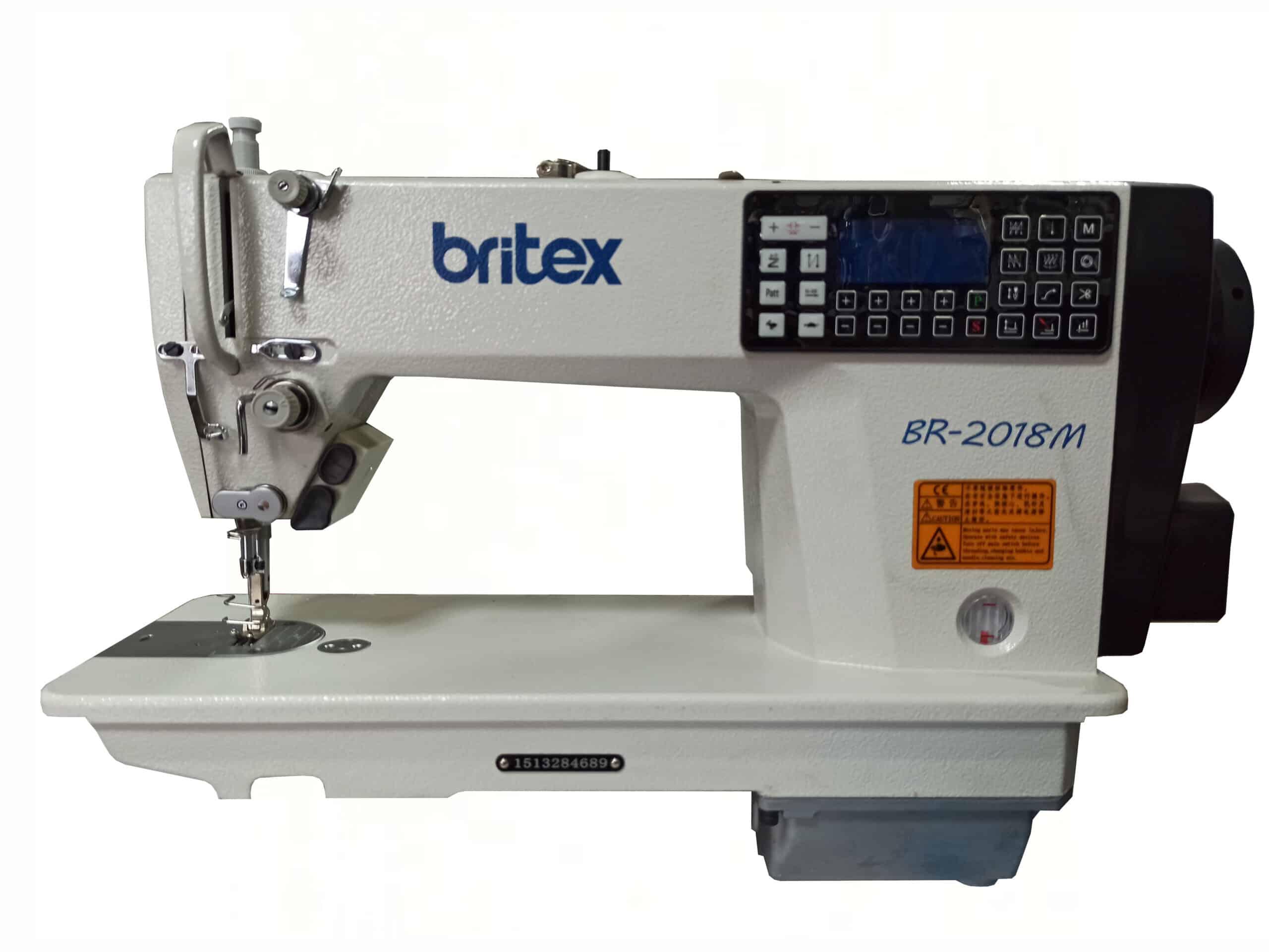 BR-2018M Промышленная инновационная швейная машина с автоматическими функциями