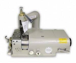 Брусовочная промышленная машина для спуска края кожи Typical TB-801(комплект)
